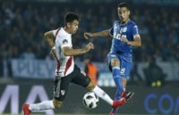 Racing y River juegan por la ida de los 8vos de final de la Libertadores, en el Cilindro de Avellaneda.