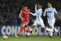 """En la ida en el """"Cilindro de Avellaneda"""", el partido finalizó igualado sin goles."""