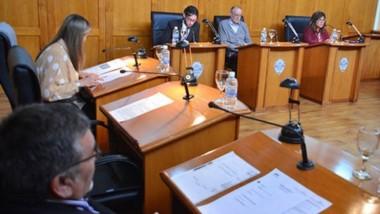 La sesión de ayer del Concejo Deliberante de Trelew levantó la temperatura en la Hora de Preferencia.