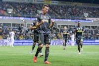 El croata marcó un tanto en la victoria de Juventus sobre Parma.