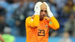 Wilfredo Caballero rompió el silencio tras su fatídico partido ante Croacia en en el Mundial.