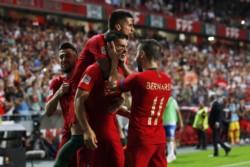 Con gol de Silva, Portugal venció a Italia por 1 a 0.