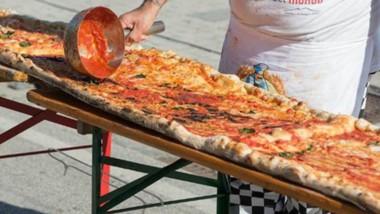 Más de 15 maestros pizzeros elaborarán frente al público 8.320 porciones de pizza en la Ruta 40.