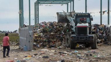 Planta de Tratamiento de Residuos en Trelew.