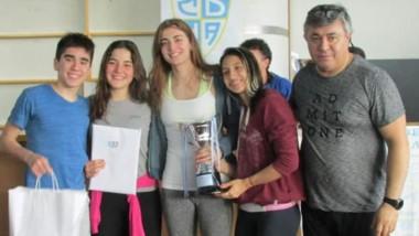Los nadadores chubutenses compitieron por primera vez como federación en Río Gallegos.
