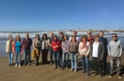 Los investigadores argentinos que participaron del proyecto