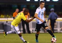 Un partido que le sirve a la albiceleste para ver competir a nivel internacional a chicos con un gran futuro, como Lo Celso, Paredes y Palacios.