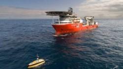 La empresa Ocean Infinity informó el hallazgo de un objeto de unos 55 metros de largo.