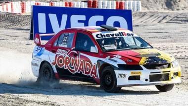 El esquelense Kovacevich fue uno de los principales protagonistas del fin de semana en Puerto Madryn, ganando la final de la categoría N4.