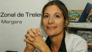 Ayuda. La doctora Testino convocó a toda la comunidad a participar.
