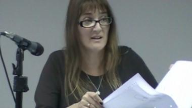 Ivana González. Jueza del caso.