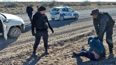 Durante un operativo policial que incluyó el uso de un avión, fue atrapado otro de los sospechosos.