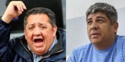 Los dirigentes Luis D´Elía y Pablo Moyano se expresaron críticamente sobre el modelo del gobierno macrista.