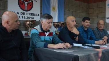 En conferencia de prensa, Jorge Aidar Bestene e integrantes de la Asociación Mar y Valle presentaron la competición. Hoy habrá pruebas comunitarias en todas las categorías.