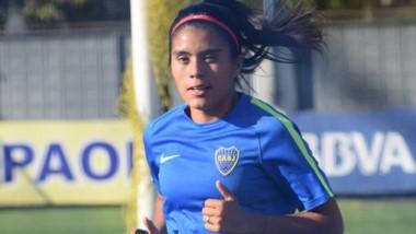 Barrera es titular en Boca, uno de los equipos líderes del torneo de AFA.