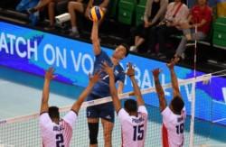 Argentina derrotó a República Dominicana y logró su primer triunfo en el Mundial de vóley.