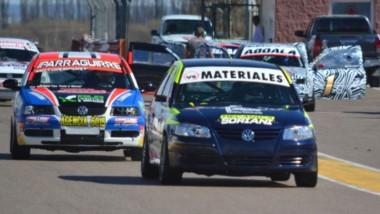 Con 107 pilotos, hoy comenzará la acción de la última fecha del automovilismo provincial, en el Mar y Valle.