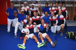 Histórico: Francia le ganó 3-0 a España en Lille, tras el dobles, y por 1ª vez en 16 años llegó a 2 finales seguidas en la Copa Davis.