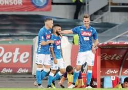 Con gol de Insigne, Nápoli venció como local a Fiorentina.