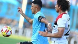 Belgrano aburrió y empató con Newell's por la Superliga.