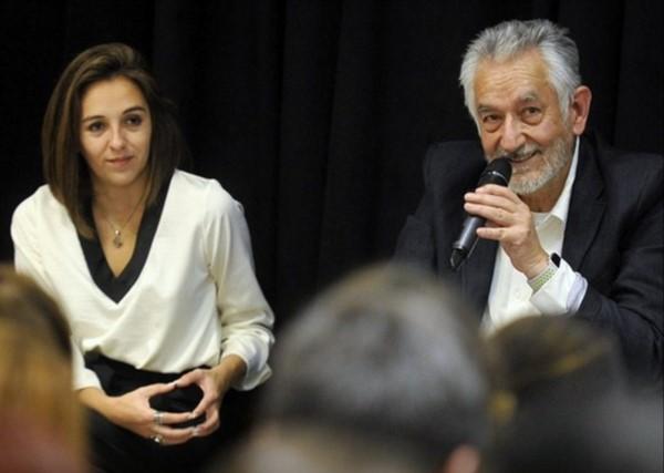 Natalia Spinuzza volvió al gabinete del gobernador Alberto Rodríguez Saá.