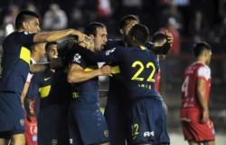 Boca ganó un partido complejo con el gol de Izquierdoz y las grandes atajadas de Andrada.
