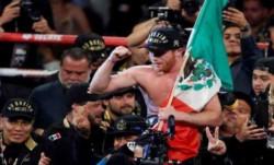 En una polémica decisión, los jueces le dieron la pelea al mexicano en los puntos.