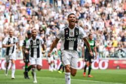 ¡Qué desahogo, Cristiano! Así gritó CR7 su primer tanto con la camiseta de la Juventus.