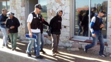 Detenido. Ávila, el día que fue detenido para poder ser enjuiciado.