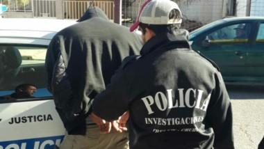 Los delincuentes fueron detenidos por la Brigada de Investigaciones.
