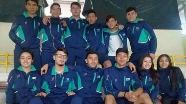 Un total de 12 medallas cosechó la delegación provincial que tomó parte del evento en Neuquén.