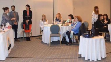 Del encuentro participaron los funcionarios Germán Issa Pfister  y Norma Galleguillo.