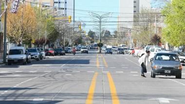 Se viene. La avenida 9 de Julio, que el otro mes tendrá una nueva circulación que requerirá más atención.