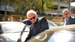 El financista Clarens se sube al auto, y al programa de arrepentidos locuaces, pero...