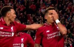 Heroico gol de Firmino en el descuento para estampar el 3-2 del Liverpool sobre PSG.