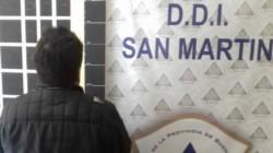 El procedimiento fue coordinado por efectivos de la DDI San Martín, quienes lograron capturar al imputado, de 30 años. (Minuto Uno)