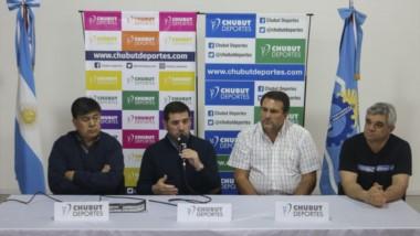 La presentación estuvo a cargo de Walter Ñonquepán, Javier Treuque y Darío Santos. Raúl Davies dictará una capacitación el 24 de septiembre.