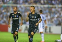 En la ida, Atlético Tucumán fue claramente superado por Gremio y quedó complicado para el partido de vuelta en Porto Alegre.