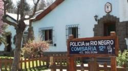 El caso fue denunciado ante la policía rionegrina
