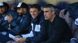 Theiler abandonó a Gabriel Gómez en Independiente Rivadavia. (Foto: Diario Uno).