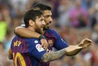 Paliza histórica del Barcelona al Huesca para ser líder por diferencia de gol.
