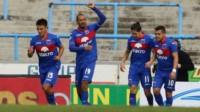 En Mar Del Plata Tigre sumó su primer victoria. Diego Vera convirtió su 2° gol en 4 partidos.