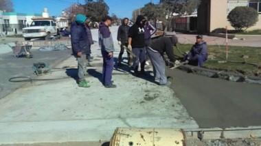 La limpieza en el Área 25 culminará hoy.  El personal continuará con el mismo trabajo en las 490 Viviendas.