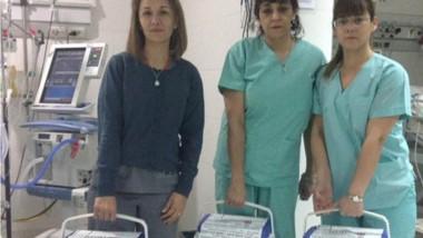 Se extrajeron corazón y riñones. El equipo médico fue local.