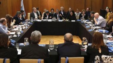 Los ministros de Salud de todas las provincias participaron en el encuentro del Consejo Federal.