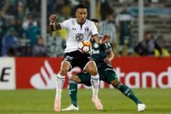 Con los goles de Bruno Henrique y Dudu, el conjunto paulista venció a Colo Colo y tiene una buena ventaja para el encuentro de vuelta.