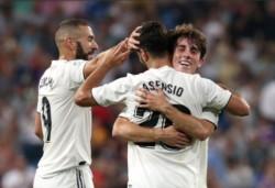 Real Madrid ganó sufriendo al Espanyol gracias a un gol de Asensio y asistido por el VAR.