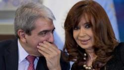 El ex jefe de Gabinete Aníbal Fernández dijo estar