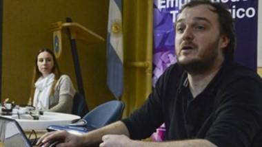 De Marciani dijo que en el 2019 solo se asegura pauta salarial.