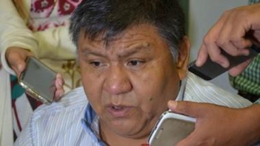 """El titular de Petroleros, """"Loma"""" Ávila, presidió un nuevo plenario."""